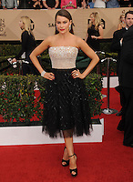 www.acepixs.com<br /> <br /> January 29 2017, LA<br /> <br /> Sof&iacute;a Vergara arriving at the 23rd Annual Screen Actors Guild Awards at The Shrine Expo Hall on January 29, 2017 in Los Angeles, California<br /> <br /> By Line: Peter West/ACE Pictures<br /> <br /> <br /> ACE Pictures Inc<br /> Tel: 6467670430<br /> Email: info@acepixs.com<br /> www.acepixs.com