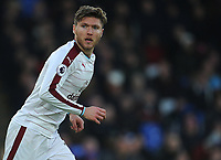 Burnley's Jeff Hendrick<br /> <br /> Photographer Ashley Crowden/CameraSport<br /> <br /> The Premier League - Crystal Palace v Burnley - Saturday 13th January 2018 - Selhurst Park - London<br /> <br /> World Copyright &copy; 2018 CameraSport. All rights reserved. 43 Linden Ave. Countesthorpe. Leicester. England. LE8 5PG - Tel: +44 (0) 116 277 4147 - admin@camerasport.com - www.camerasport.com