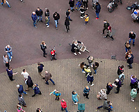 Nederland  Alkmaar -  Oktober 2018. Mensen op straat.  Foto Berlinda van Dam / Hollandse Hoogte