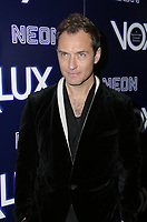 "HOLLYWOOD, CA - DECEMBER 5: Jude Law, at the LA Premiere Of Neon's ""Vox Lux"" at ArcLight Hollywood in Hollywood California on December 4, 2018. Credit: Faye Sadou/MediaPunch"