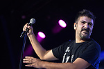 David Manuel Muñoz Calvo during the concert of VODAFONE YU MUSIC SHOWS<br /> ESTOPA. <br /> <br /> October 2, 2019. (ALTERPHOTOS/David Jar)