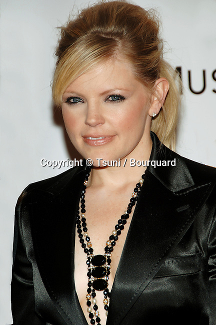The Dixie Chicks  Natalie Maines arriving at the MusiCares Person Of The Year James Taylor at the Convention Center In Los Angeles. February 6, 2006.