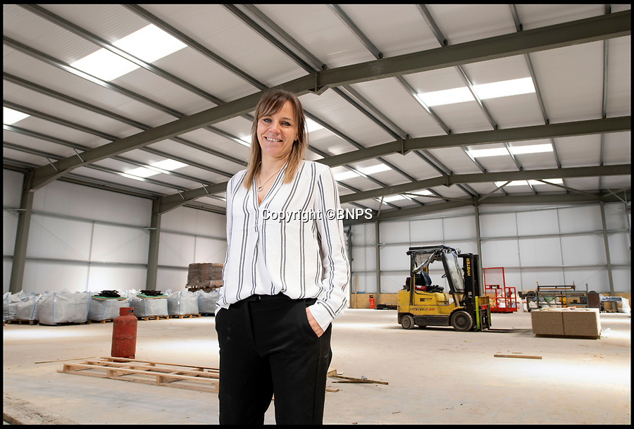 BNPS.co.uk (01202 558833)<br /> Pic: PhilYeomans/BNPS<br /> <br /> Louise is planning to expand into a brand new factory next year...<br /> <br /> Smashed it - The last tennis ball maker in the Western world is bouncing back...<br /> <br /> Louise Price of tennis ball maker Price of Bath is leading the family business's fight back against far eastern competition than nearly wiped out the company a few decades ago.<br /> <br /> And the company is now doing so well again that it will soon be moving to brand new larger factory in Box in Wiltshire.<br /> <br /> Price of Bath was set up by her grandfather Joseph in the 1930's and after WW2 employed 120 people churning out 84,000 balls a week - nowadays it's the last tennis ball maker in the western world, and produces a much more modest 6000 balls a week from raw rubber from Malaysia to finished product.<br /> <br /> Louise's father Derek, who invented the rubber tiles used on nuclear powered submarines as well as running the family business, still works full time in the dickensian factory at the age of 88.