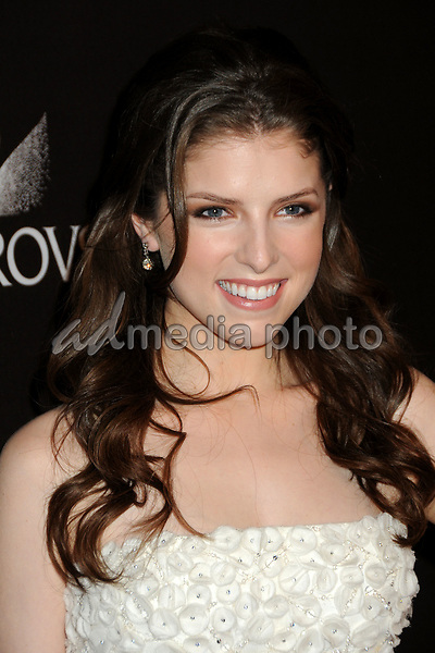 25 February 2010 - Beverly Hills, California - Anna Kendrick. 12th Annual Costume Designers Guild Awards held at the Beverly Hilton Hotel. Photo Credit: Byron Purvis/AdMedia