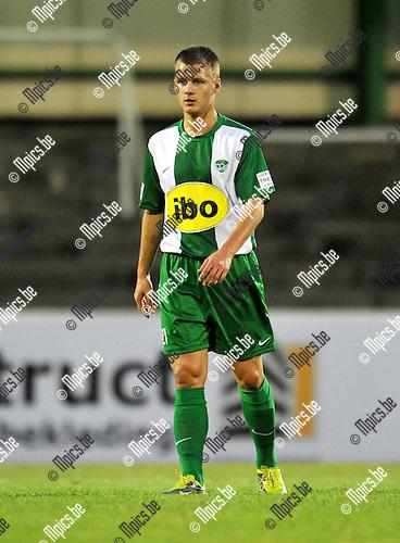 2010-09-11 / Voetbal / seizoen 2010-2011 / Racing Mechelen / Thomas Weydisch..Foto: Mpics