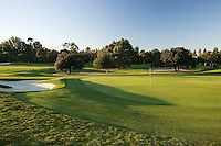 STANFORD, CA - NOVEMBER 6:  Digital illustration of the Siebel Varsity Golf Training Complex on November 6, 2008 in Stanford, California. Original photographs are digitally manipulated.