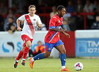 Dagenham & Redbridge vs Charlton Athletic 22-07-15