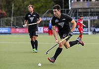 Kane Russelll. International Hockey, Blacksticks Men v Japan, TET Multisport Centre, Stratford, New Zealand. Saturday 12 October 2019. Photo: Simon Watts/www.bwmedia.co.nz/HockeyNZ