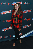 NEW YORK, NY - OCTOBER 7: Sarah Shahi at NBC&rsquo;S new midseason  drama &ldquo;REVERIE&rdquo; at New York Comic Con on October 7, 2017 in New York City.   <br /> CAP/MPI/DC<br /> &copy;DC/MPI/Capital Pictures