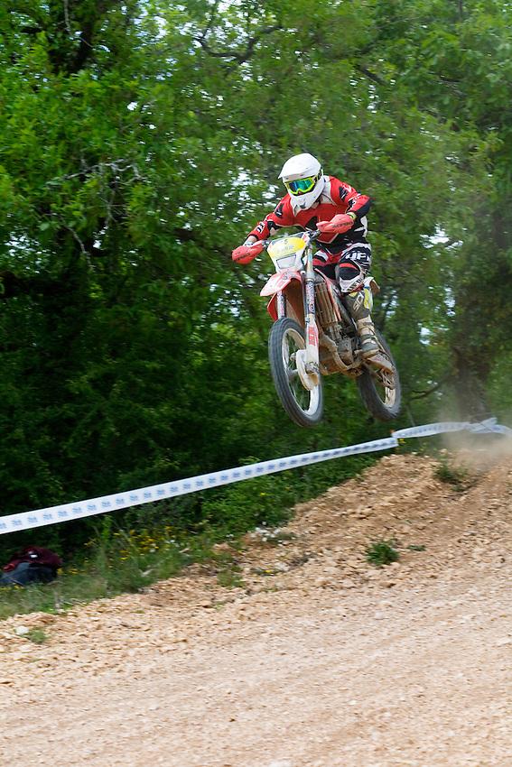 Circuit de Montignac - Les Farges, le samedi 19 avril 2014 - Fabien BOISSERIE