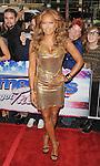 Mel B arriving at America's Got Talent Los Angeles Auditions, held at Pantages Theatre Los Angeles, CA. April 24, 2013