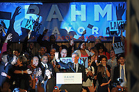 Rahm Emanuel Mayoral Election Victory (USA)