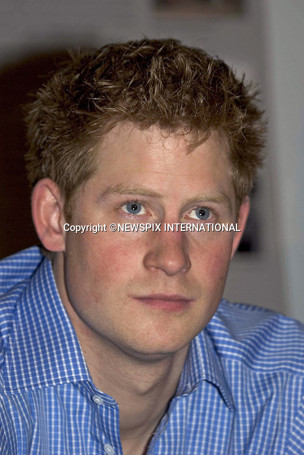 """PRINCE HARRY_.visited the """"Africa Gallery"""" at the Garrison Museum, Barbados. Prince Harry is on a 3-day  Royal Tour of Barbados_30/01/2010.Mandatory Credit Photo: ©DIAS-NEWSPIX INTERNATIONAL..**ALL FEES PAYABLE TO: """"NEWSPIX INTERNATIONAL""""**..IMMEDIATE CONFIRMATION OF USAGE REQUIRED:.Newspix International, 31 Chinnery Hill, Bishop's Stortford, ENGLAND CM23 3PS.Tel:+441279 324672  ; Fax: +441279656877.Mobile:  07775681153.e-mail: info@newspixinternational.co.uk"""