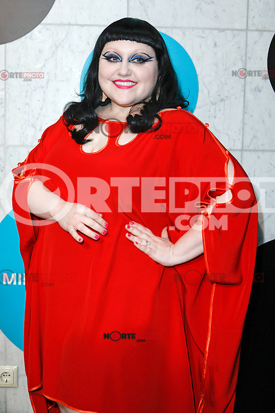 Beth Ditto of The Gossip attending The M.A.C BETH DITTO LOVE BETH LAUNCH EVENT at Made Club in Berlin, Germany, 05.06.2012...Credit: Tomasz Poslada/face to face /MediaPunch Inc. ***FOR USA ONLY***