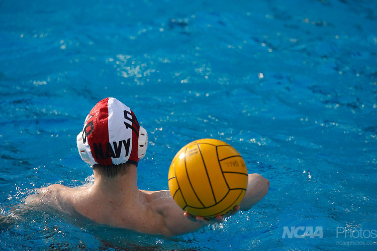 07 DEC 2008:  Loyola Marymount University takes on the Naval Academy during the 3rd Place Game of the Division I Men's Water Polo Tournament held at the Avery Aquatics Center on the Stanford University campus in Stanford, CA.  Trevor Brown, Jr./NCAA Photos