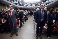 Roma, 8 Gennaio 2015<br /> Benedetto Della Vedova e Enrico Zanetti.<br /> Primo congresso nazionale di Scelta Civica per l'Italia