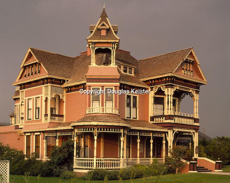 The Edwards Mansion.2064 Orange Tree ln.Redlands, CA