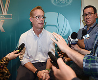 MIAMI BEACH, FL - JANUARY 28: Joe Buck attends the Fox Sports Media Day during Super Bowl LIV week on January 28, 2020 in Miami Beach, Florida. (Photo by Frank Micelotta/Fox Sports/PictureGroup)