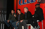 All My Children's  Ricky Paull Goldin - Vincent Irizarry - Michael E. Knight - Darnell Williams came to see fans on November 21, 2009 at Uncle Vinnie's Comedy Club at The Lane Theatre in Staten Island, NY for a VIP Meet and Greet for photos, autographs and a Q & A on stage. (Photo by Sue Coflikn/Max Photos)