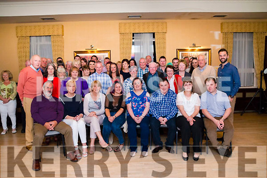 Noelle O'Sullivan from Cromane & Stephen Bransfield from Cork celebrated their engagement in The Manor Inn, Killorglin on Saturday night surrounded by Family, Friends & Work Colleagues.