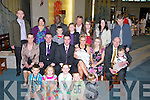 BAPTISED: Young Lily Grace Evans from Cois Li? who was baptised on Saturday in St Brendan's Church, Tralee with her parents Kieran and haley Evans, and afterwards to Springfield, ballyvelley, for refreshement with fam,ily and invited guest...