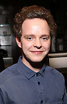 """Joseph Taylor attend a press reception for the cast of The Tooting Arts Club production of """"Sweeney Todd''  at AOC L'aile ou la Cuisse on February 2, 2017 in New York City."""