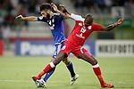 AL NASR (UAE) vs TRACTORSAZI TABRIZ (IRN) during their AFC Champions League Round of 16 match on 17 May 2016 held at the Al Maktoum Stadium, in Dubai, United Arab Emirates. Photo by Stringer / Lagardere Sports