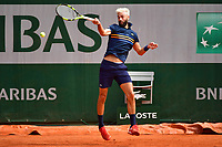 Benoit Paire during Day 2 of the French Open 2018 on May 28, 2018 in Paris, France. (Photo by Dave Winter/Icon Sport)