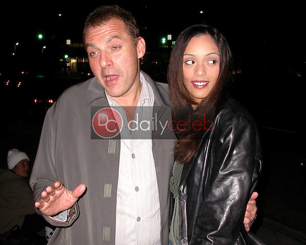 Tom Sizemore and new fiancee Jessica Richards