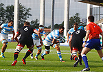 Lucas Paulos, England v Argentina, Narbonne, France. World Rugby U20 Championship 2018. Photo Martin Seras Lima