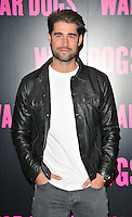 Matt Johnson at the &quot;War Dogs&quot; gala film screening, Picturehouse Central, Corner of Shaftesbury Avenue &amp; Great Windmill Street, London, England, UK, on Thursday 11 August 2016.<br /> <br /> &copy;CAN/Capital Pictures / MediaPunch  ** USA and South America ONLY**