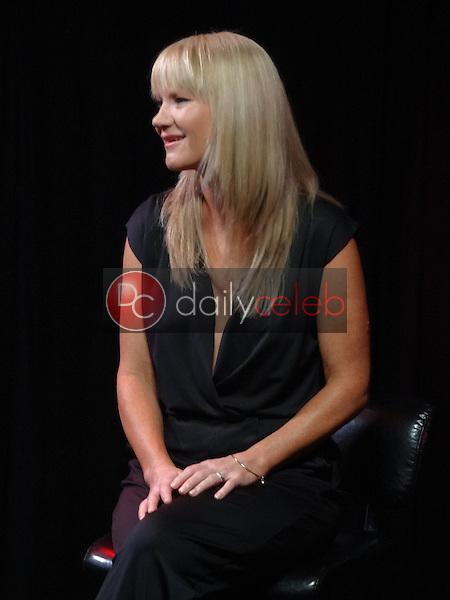 Tara Buck<br /> on Set of SCARED STIFF with Jennifer Blanc-Biehn on theStream.tv , theStream.tv studios, Los Angeles, CA 10-01-13<br /> David Edwards/DailyCeleb.Com 818-249-4998