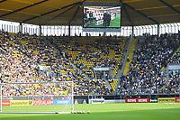 Viele leere Plätze beim öffentlichen Training - 05.06.2019: Öffentliches Training der Deutschen Nationalmannschaft DFB hautnah in Aachen