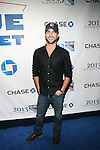 """Gossip Girl Actor Chace Crawford Attends NEW YORK Rangers ROLL OUT THE<br /> """"BLUE CARPET PRESENTED by Chase"""" <br /> FOR GAME THREE AGAINST WASHINGTON at Madison Square Garden, NY"""