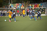 2014/10/18 Sport | Antirassismus | Welcome United 03 vs. FC Lampedusa