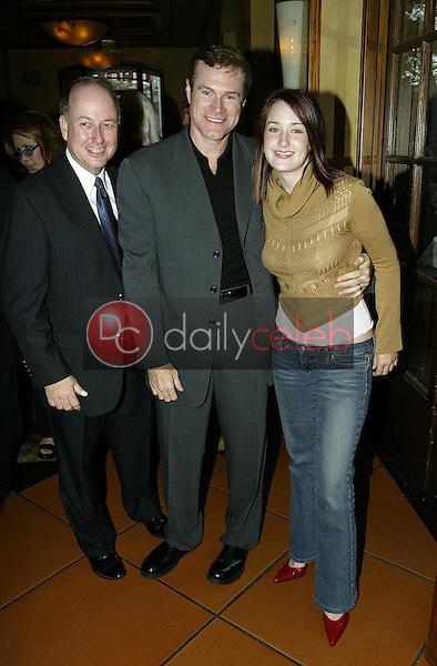 David Keith and Ashley Johnson