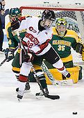 120105-PARTIAL-Clarkson University Golden Knights at Northeastern University Huskies (w)