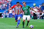 Gaizka Mendieta during the last match to be played by Atletico de Madrid at Vicente Calderon Stadium in Madrid, May 28, 2017. Spain.. (ALTERPHOTOS/Rodrigo Jimenez)