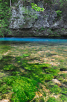 Blue Spring<br /> Current River Valley<br /> Ozark National Scenic Riverways<br /> Shannon County,  Missouri