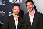 Pelayo Diaz (l) and Andy McDougall attends Photocall previous to Starlite Gala 2019. August 11, 2019. (ALTERPHOTOS/Francis González)