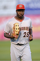 July 15, 2009:  Marvin Lowrance of the Harrisburg Senators during the 2009 Eastern League All-Star game at Mercer County Waterfront Park in Trenton, NJ.  Photo By David Schofield/Four Seam Images