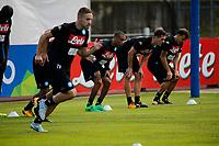 Marko Rog durante il  ritiro precampionato del SSC Napoli a Dimaro<br />  05 Luglio  2017