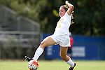 06 September 2015: USC's Sydney Sladek. The University of North Carolina Tar Heels played the University of Southern California Trojans at Koskinen Stadium in Durham, NC in a 2015 NCAA Division I Women's Soccer match. UNC won the game 2-1.