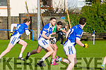 in Action KOR's Ross O'Callaghan The Credit Union County Senior Football League Div 1 Kerins O'Rahilly V Killarney Legion at Kerins O'Rahilly Gaa on Saturday