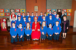 Sliabh a Mhadra NS: Pupils from Sliabh a Mhadra NS who were confirmed in Ballyduff Church by Bishop Ray Browne on Wednasday 25th March. Included in the photo are   Aoibhe Joy, Méabh Dalton, Ethan Daly, Aaron McCarthy, Shane O' Sullivan, Vincent Pierse, Kevin Golding, David Joy, Johnny Kennelly, Nathan McGrath, A.J. Collins, Seán McGrath, Jack Patterson, J.P. O' Carroll, Cian O' Sullivan, Patrick Nolan, Ethan Freemantle, Kyle Enright, Aidan Anderson, Eric Flynn, Jack Kirby, Owen Lightfoot, Bishop Ray Browne , Fr. Breandan walsh, Principle m/s Breda Dwyer & r. aurice O'Connor, teacher.