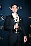 LOS ANGELES - APR 29: Kristos Andrews at The 43rd Daytime Creative Arts Emmy Awards, Westin Bonaventure Hotel on April 29, 2016 in Los Angeles, CA
