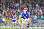 Marc O'Se in action against Donegal during their Allainz league clash in Fitzgerald Stadium on Sunday