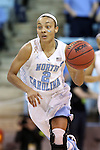 25 March 2014: North Carolina's Latifah Coleman. The University of North Carolina Tar Heels played the Michigan State University Spartans in an NCAA Division I Women's Basketball Tournament First Round game at Cameron Indoor Stadium in Durham, North Carolina. UNC won the game 62-53.