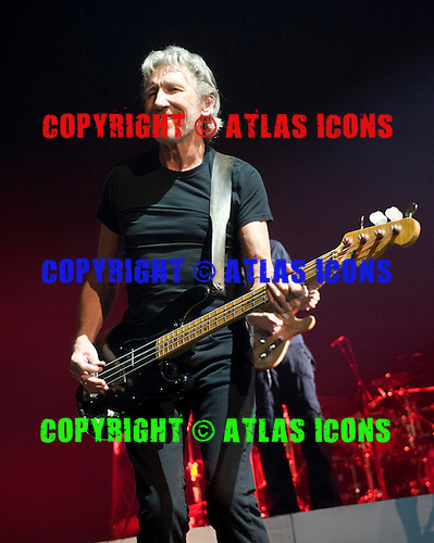 Roger Waters; Performing The Wall in its entirety live at Nassau Coliseum in Uniondale, New York on October 12, 2010, <br /> Photo Credit: David Atlas/Atlas Icons.com