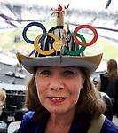 Engeland, London, 27 juli 2012.Olympische Spelen London.De openingsceremonie van de Olympische Spelen in London 2012